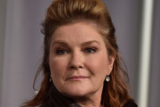 Kate Mulgrew Half Up Half Down