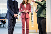 Kate Middleton Pantsuit