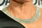Jennifer Garner Diamond Statement Necklace