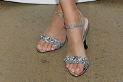 Poppy Delevingne Evening Sandals