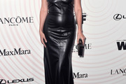 Lake Bell Leather Dress