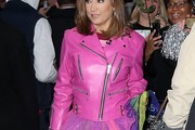 Ginger Zee Leather Jacket