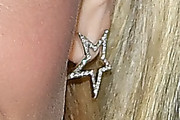Reese Witherspoon Star Dangle Earring