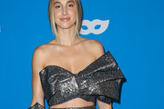 Whitney Port Crop Top