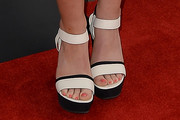 Leah Pipes Platform Sandals