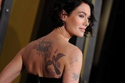 Lena Headey Bird Tattoo