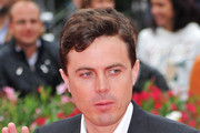 Casey Affleck Short Wavy Cut