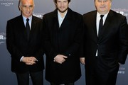 Guillaume Canet Wool Coat
