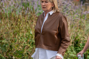 Martha Stewart Leather Jacket