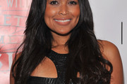 Tracey Edmonds Long Curls