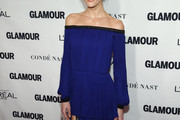 Hilary Rhoda Off-the-Shoulder Dress