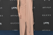 Suki Waterhouse One Shoulder Dress