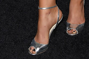Stefanie Scott Peep Toe Pumps