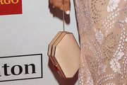 Naya Rivera Satin Clutch