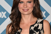 Mary Lynn Rajskub Long Wavy Cut
