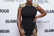 Serena Williams Embroidered Dress