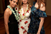 Connie Britton Wrap Dress