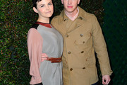 Josh Dallas Pea Coat