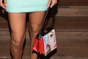 Rihanna Printed Purse