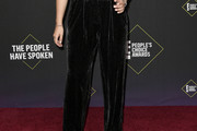 Alessia Cara High-Waisted Pants