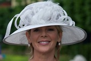 Ruth Langsford Decorative Hat