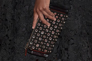 Uzo Aduba Beaded Clutch