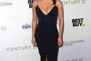 Eva Longoria Little Black Dress