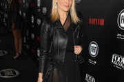 Molly Sims Leather Jacket