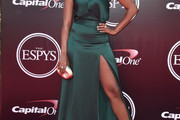 Teyonah Parris Halter Dress