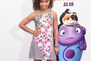 Asia Monet Ray Print Dress