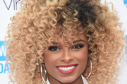 Fleur East Medium Curls