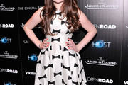 Emma Kenney Print Dress