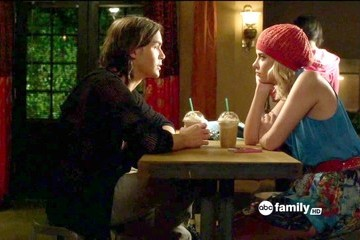 Ashley Benson Tyler Blackburn Pretty Little Liars Season 3 Episode 3