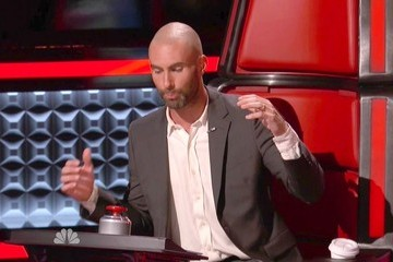 Adam Levine The Voice Season 9 Episode 910