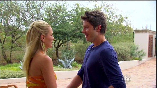 The Bachelor finale spoilers Arie is dating