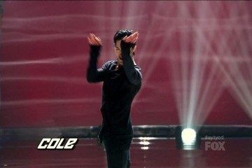 Cole Horibe So You Think You Can Dance Season 9 Episode 7