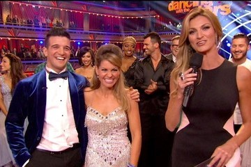 Erin Andrews Dancing with the Stars Season 18 Episode 3