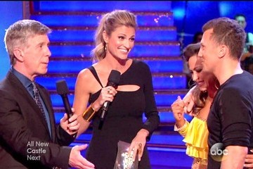 Erin Andrews Dancing with the Stars Season 18 Episode 2