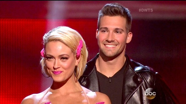 is james dating peta on dancing with the stars June 15, 2018 'dancing with the stars' cast reacts to val chmerkovskiy and jenna johnson's engagement the 'dwts' lovebirds get engaged nearly one year after maks and peta's wedding.