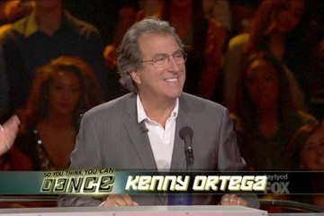 Kenny Ortega So You Think You Can Dance Season 9 Episode 7