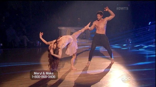 meryl and max dancing with the stars dating Meryl davis and maksim chmerkovskiy at dancing with the stars season 18 dances and interviews.