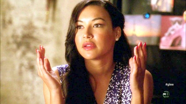 Naya+Rivera+Glee+Season+4+Episode+20+Gac