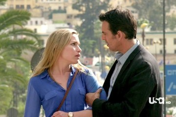Oded Fehr Covert Affairs Season 3 Episode 5