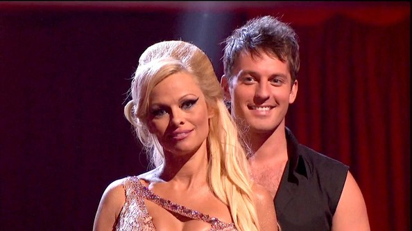 pamela anderson dancing with the stars - photo #31