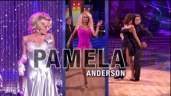 pamela anderson dancing with the stars - photo #35