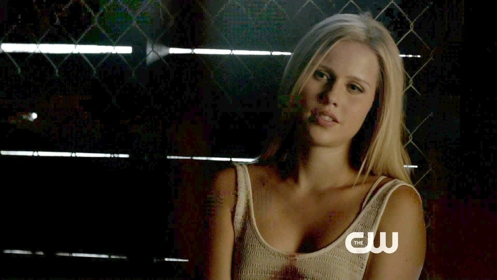 Claire Holt in The Vampire Diaries Season 4 Episode 1 1 of ...