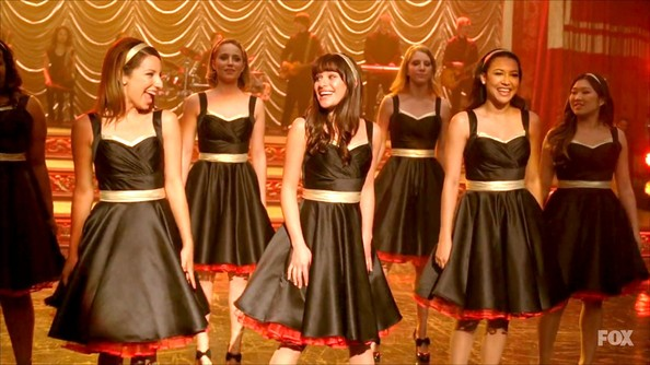 Glee sectionals season 1 full performance