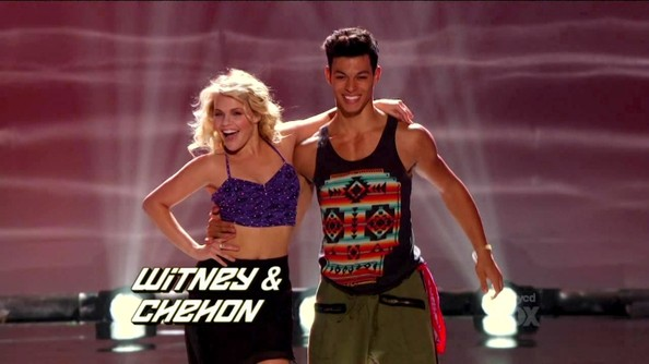 chehon wespi tschopp dating whitney Eliana girard and chehon wespi-tschopp danced off with a cash prize of $125,000 each tuesday when they were crowned the first-ever co-champions of fox's so you think you can dance.