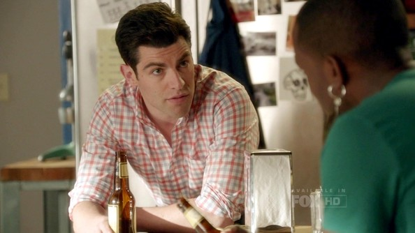 Max+Greenfield in New Girl Season 1 Episode 23
