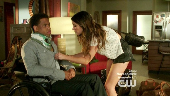 Tristan wilds pictures 90210 season 5 episode 2